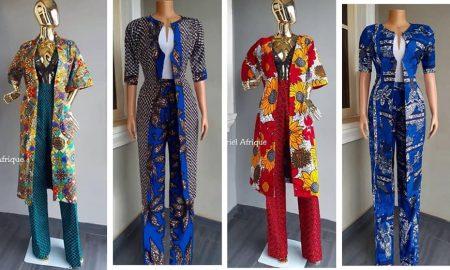 Ankara Dresses For Ladies