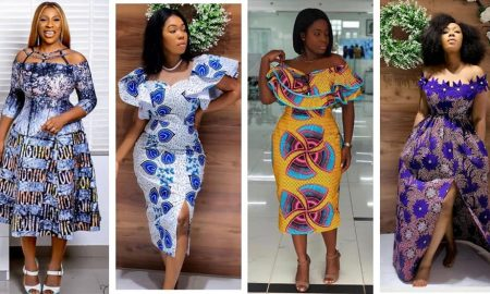 Ankara Gown Pictures