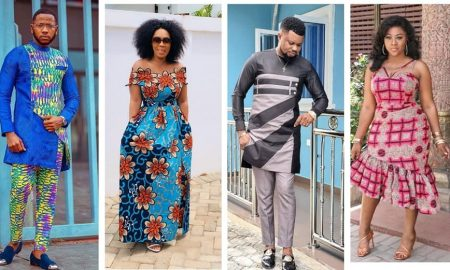 Fabulous Ankara Fashion Styles