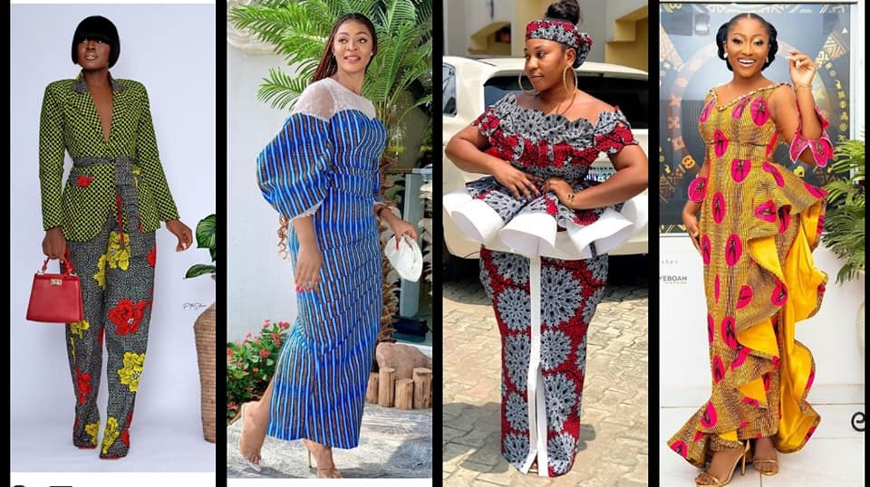 Top Trendy Styles Made With Ankara