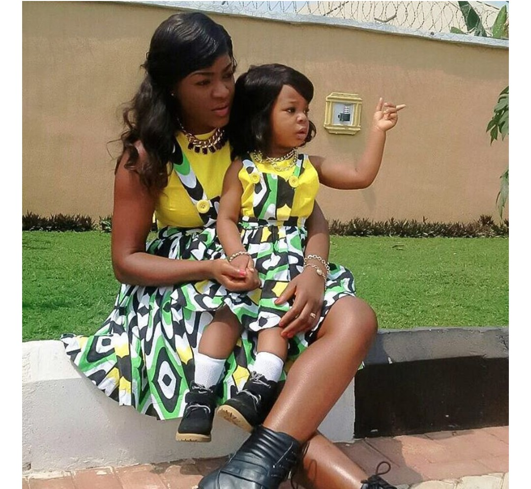 Fabulous ankara styes for mother and daughter (42)