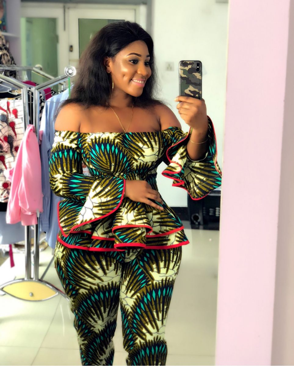 Trendy Styles Made With Ankara