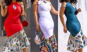 Ankara Combination Styles