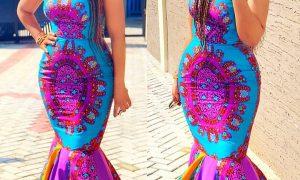 Latest Ankara Styles In Vogue