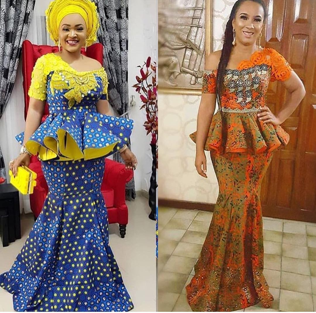 87e758f3f3031 There you have the best trendy Ankara Designs for Skirts and Blouses. Don t  forget to like us on FACEBOOK and follow us on twitter and Instagram.