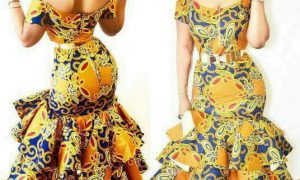 50 Latest Ankara Styles In Vogue For Women