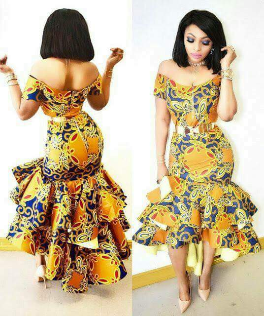 latest ankara styles in vogue