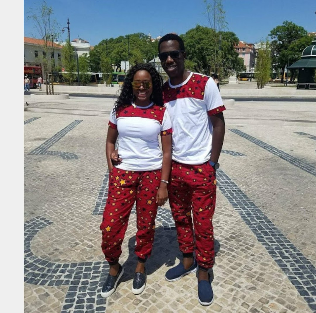 Ravishing Ankara styles for couples