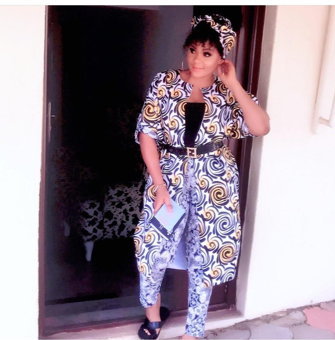 Kimono Ankara Jackets