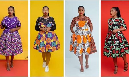 Ankara Gowns Styles In Nigeria