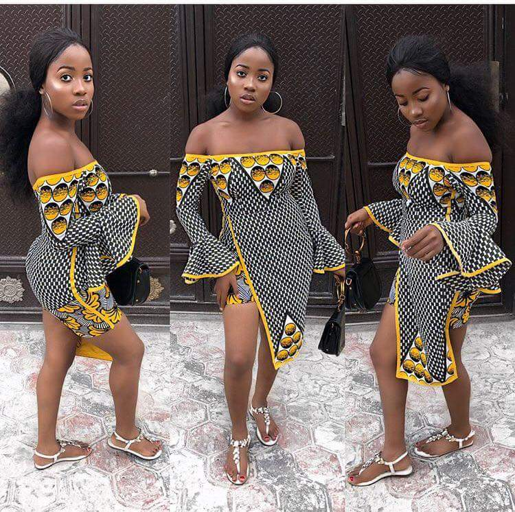 Latest Ankara Gown Styles Pictures For Gorgeous Ladies