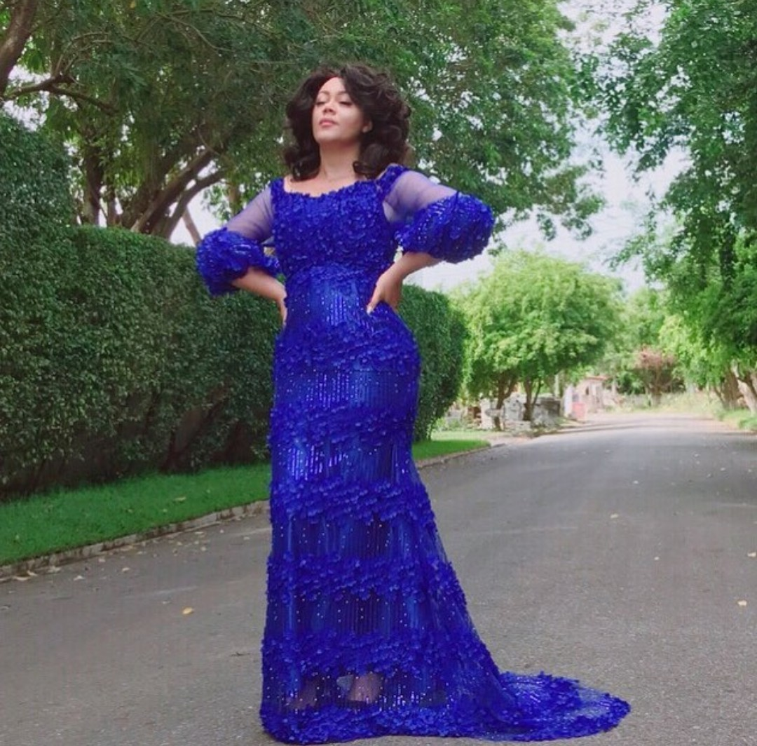 100 Most Alluring Lace Designs For Wedding Aso Ebi