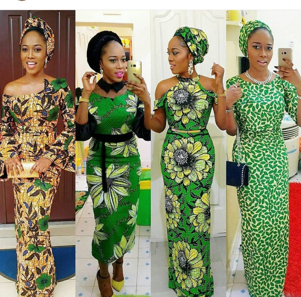 Ankara Gown Styles In Nigeria For Smart Nigerian Ladies