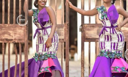 Ankara Gowns For Wedding