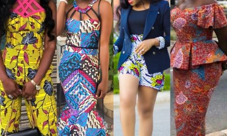 Nigerian Ankara Dresses,