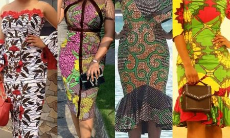 Get Chic In This Latest Ankara Gowns