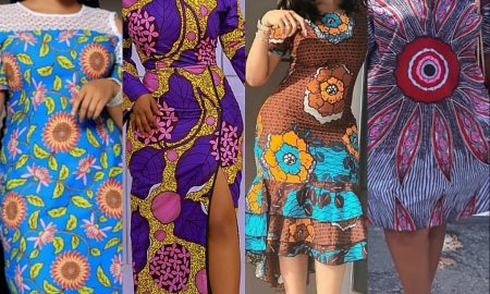 Latest Ankara Gown Styles