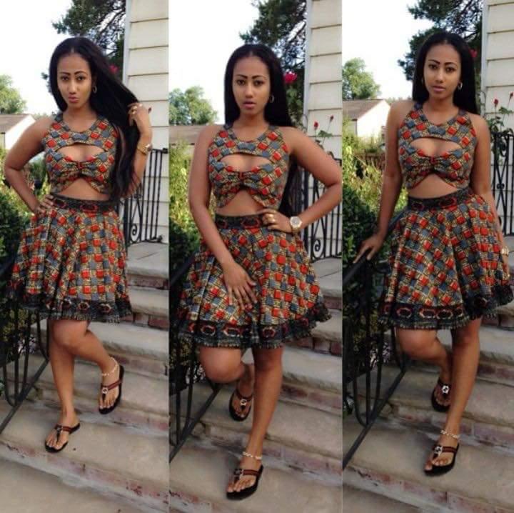 Nigeria Ankara Style