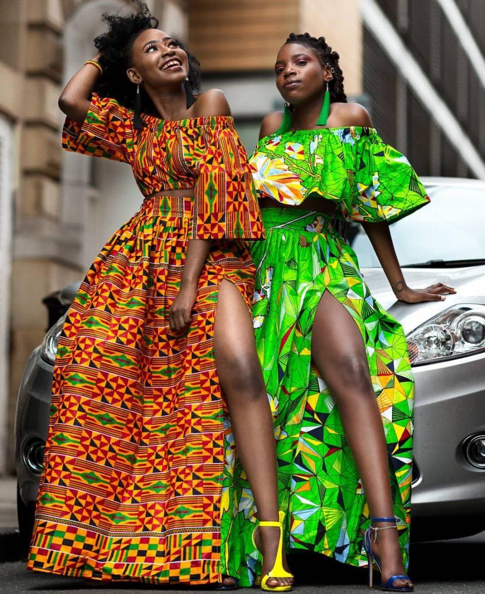 Nigerian Ankara Style