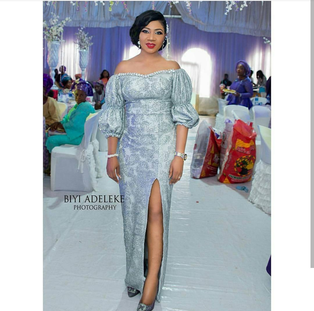 Styles Of Bride Gowns For Reception Ankara Fashion