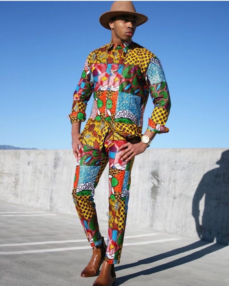 80 Exquisite Ankara Styles For Men 2019-Be In Trend
