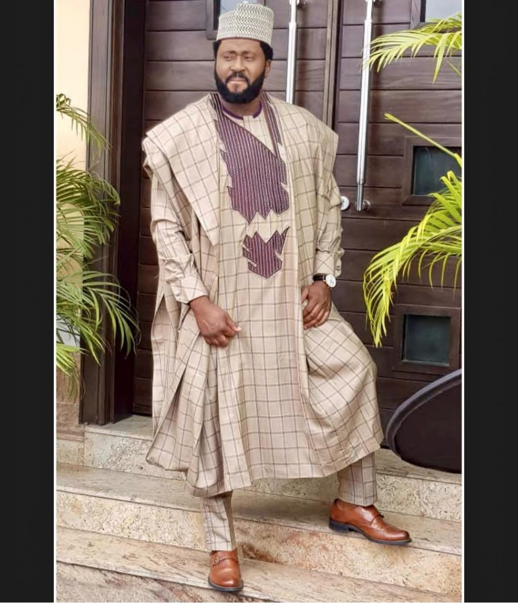 80 Current Agbada Styles For Gentlemen And Ladies-Color