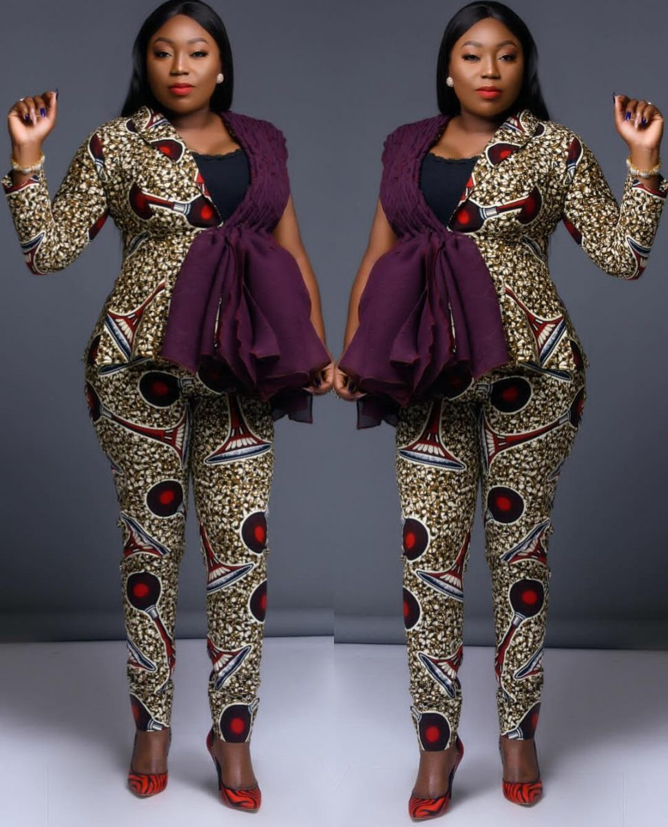 100 Latest Nigerian Ankara Styles For Nigerian Ladies/Women
