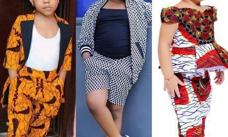 Ankara Styles For Girl And Baby Boys