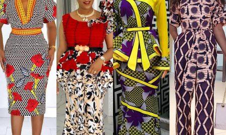 Fashion Designs Of Ankara