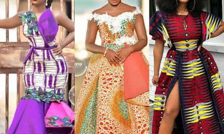 Ankara Long Dresses