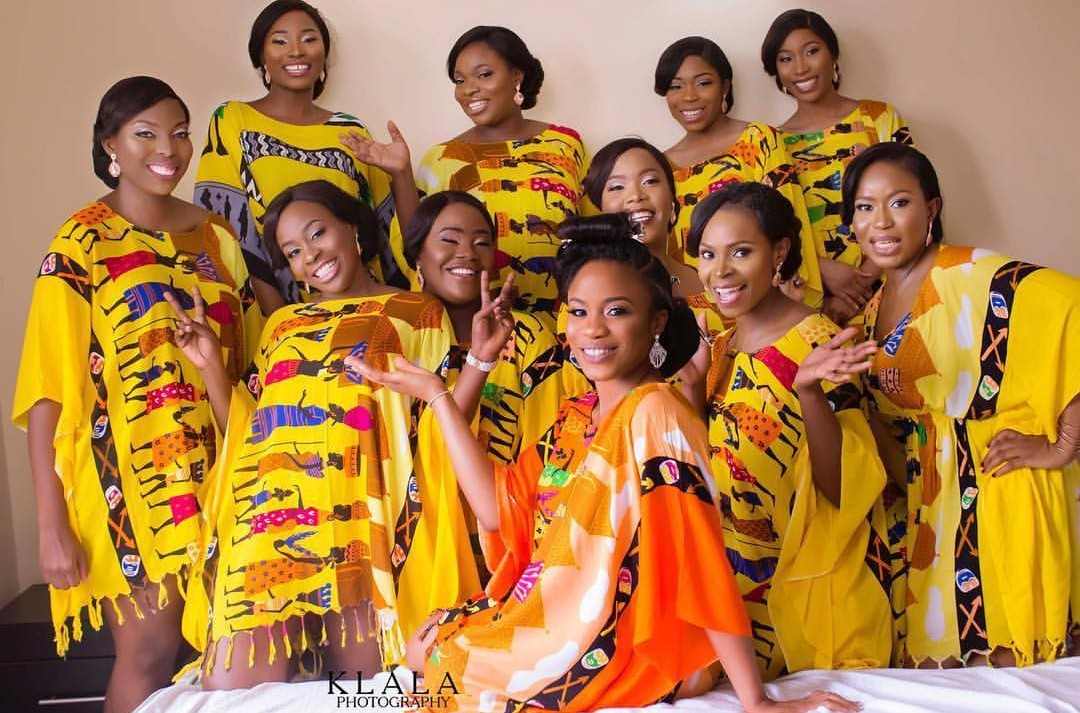 Exquisite Ankara Style For Bridal Shower