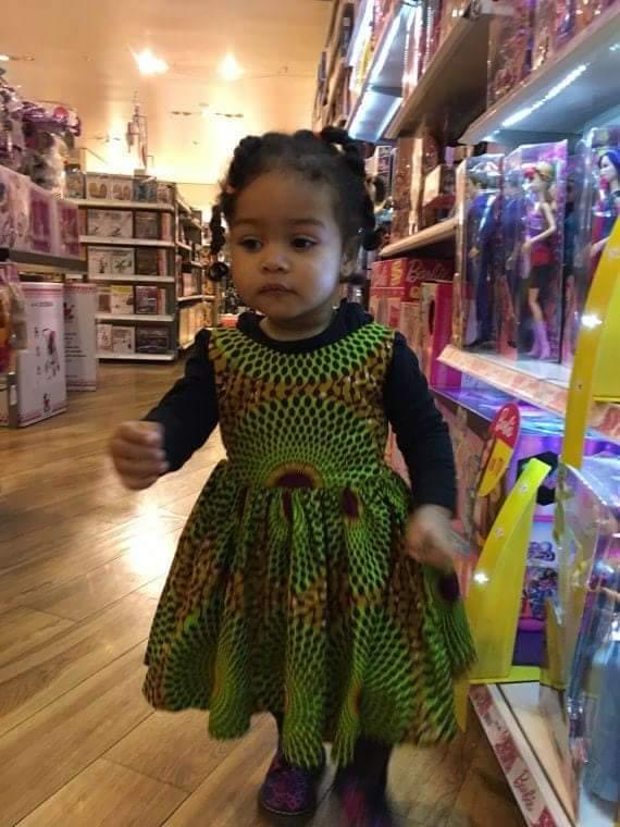 Ankara Styles For Girl And Baby Boys-ANKARA FASHION Traditional African Fashion Headdress