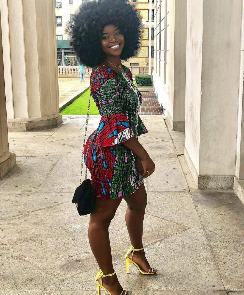 Casual Ankara Gowns Designs