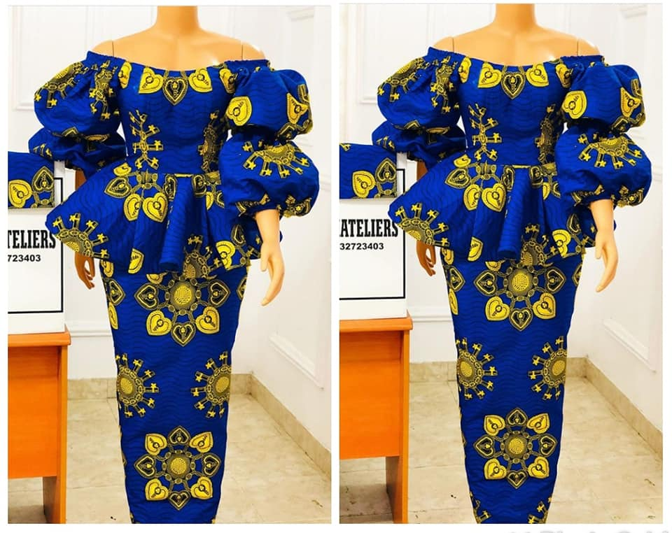 Latest Ankara Styles In Vogue For Ladies Women 700 Designs Pictures