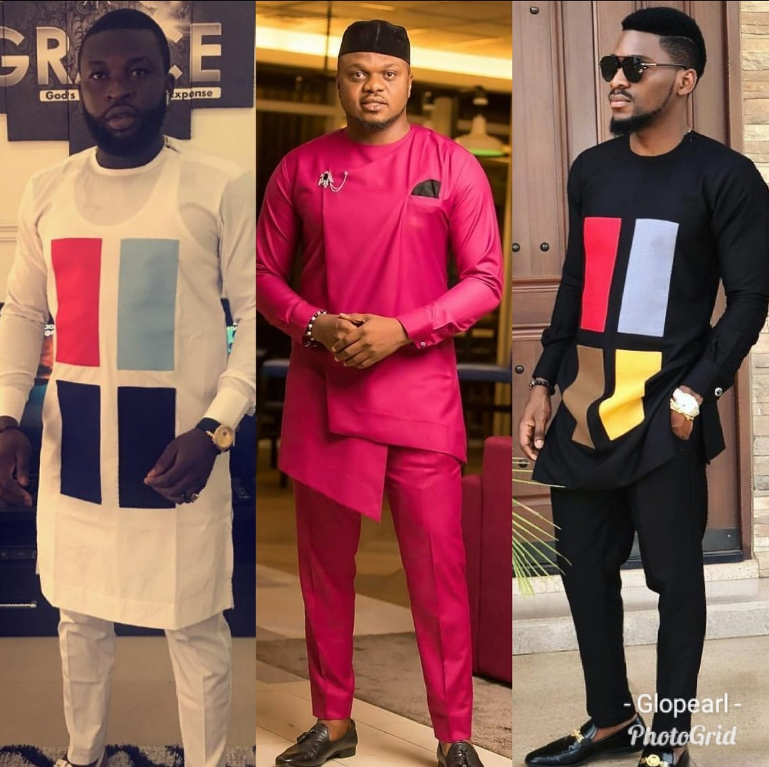 Latest Native Styles For Men Latest Ankara Styles
