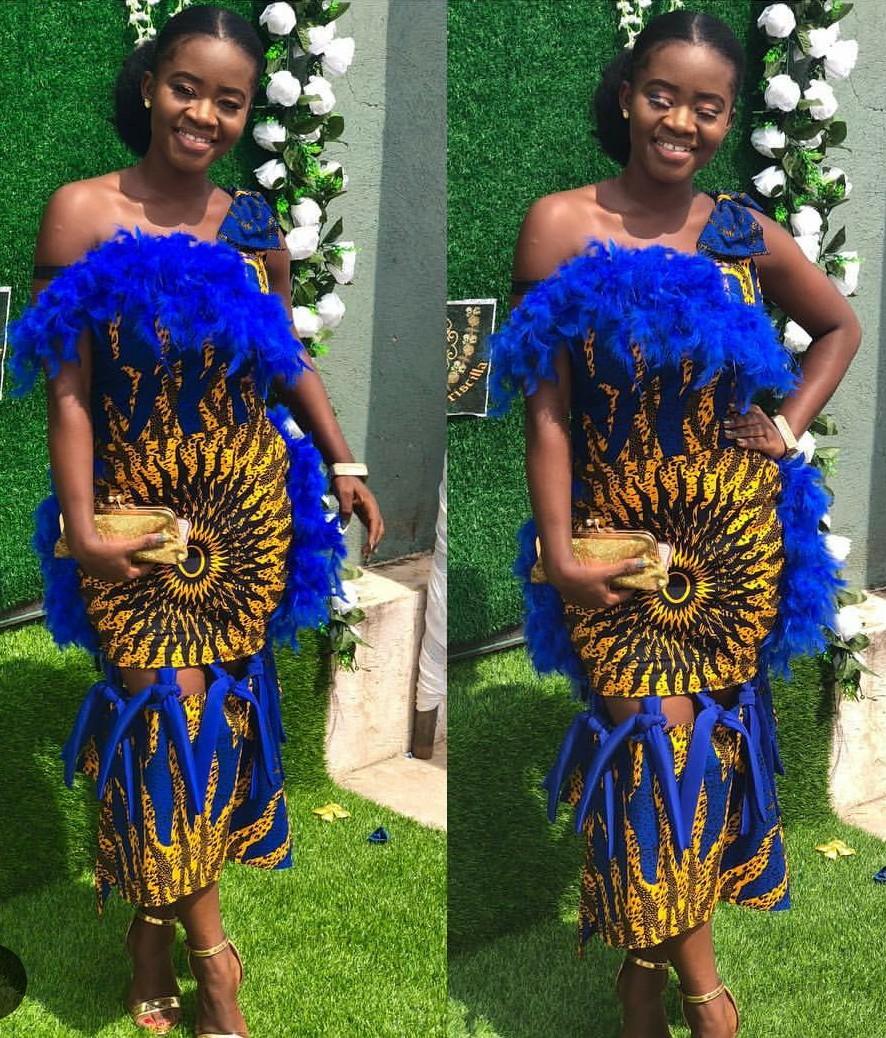 Super gorgeous Ankara gown styles