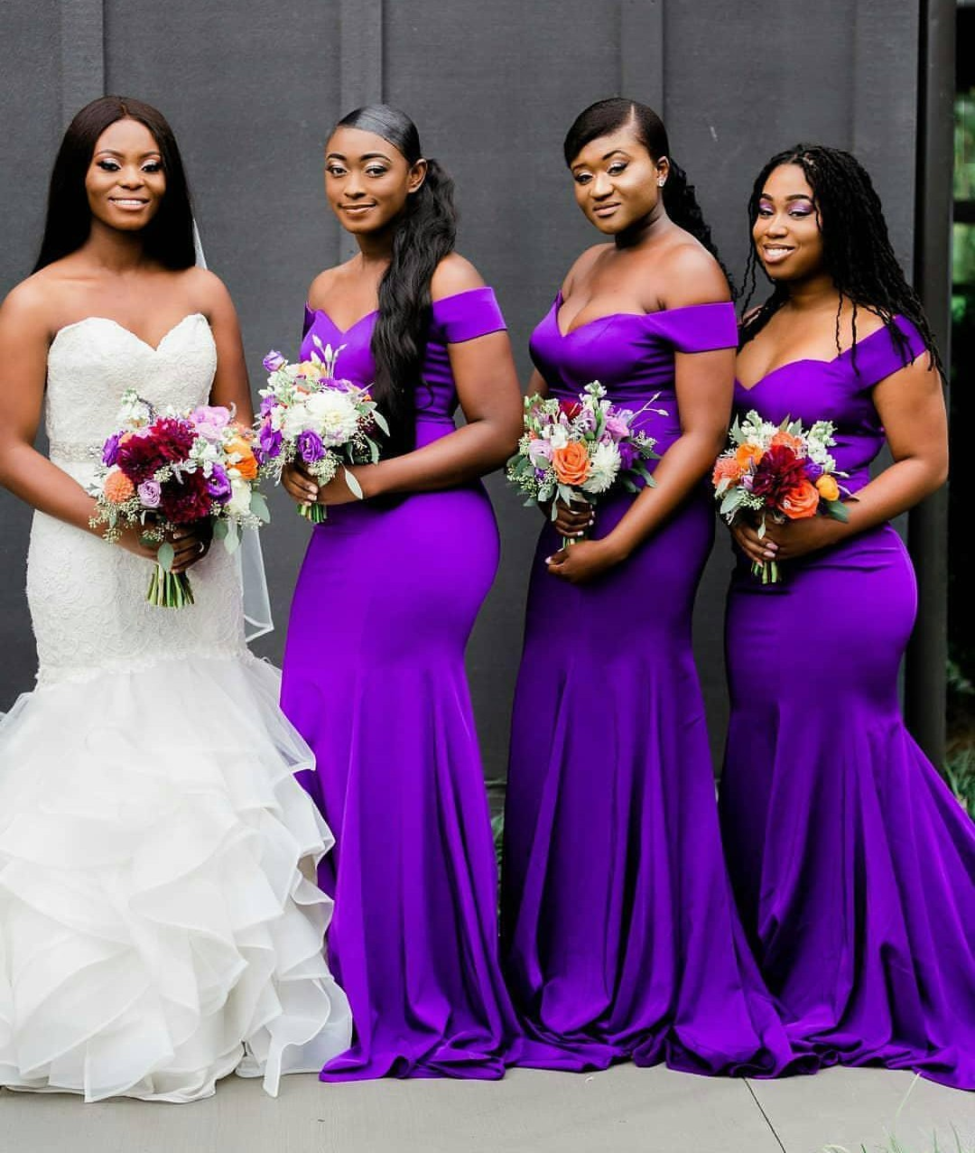 Latest Bridal Train Dresses-See 50 Hot Style For Your