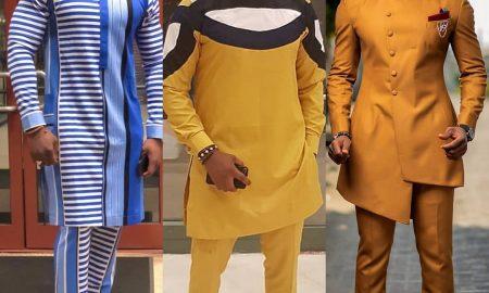 Nigerian Men Styles