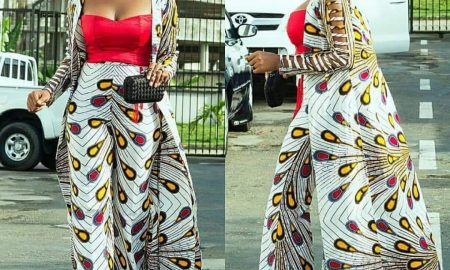 Ankara Dresses For Ladies