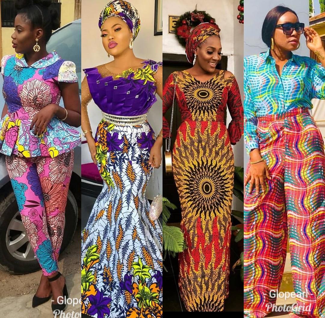 Bold & Beautiful Ankara Styles For Exquisite Ladies