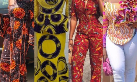 Latest Ankara Style In Town