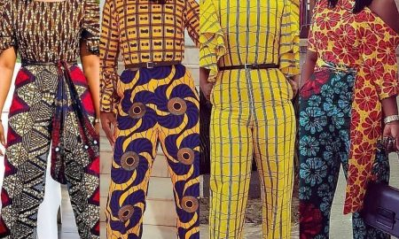 Nice Ankara Jumpsuits Styles