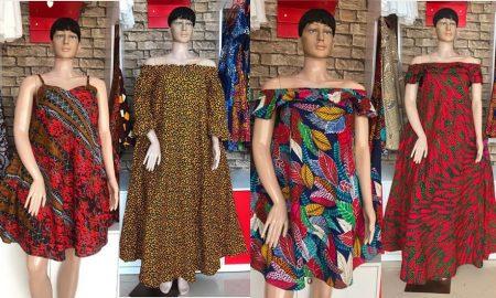 Ankara Styles For Pregnant Ladies