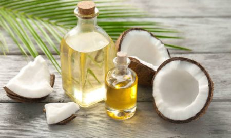 Look younger by using coconut oil