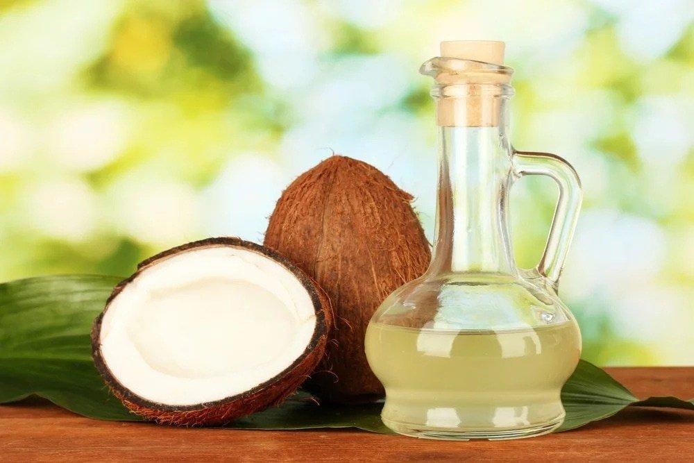Cold Process Coconut Oil