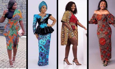 Unique Ankara Styles For Ladies
