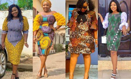 Naija Ankara Gown Designs