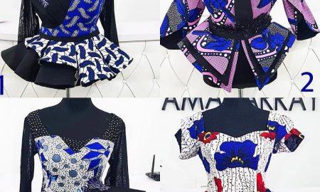 Ankara Blouse Styles
