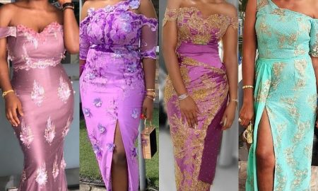 Nigerian Owambe Styles