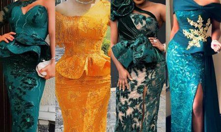 Amazing & Beautiful Asoebi Styles
